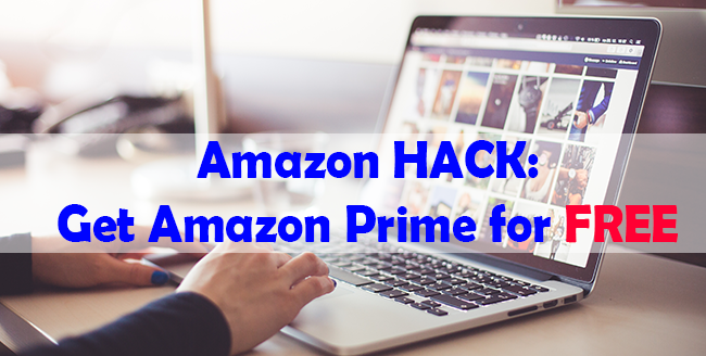 free amazon prime account hack