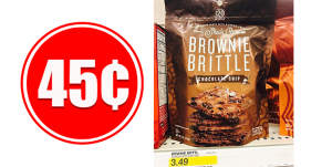 45 cent Brownie Brittle