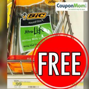 free Bic Target