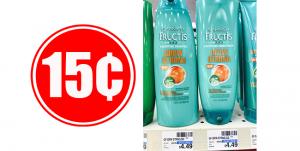 Garnier Hair Care 15 cents