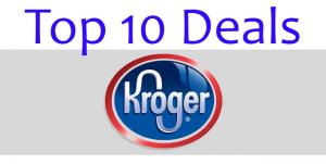 Kroger Top 10 Deals