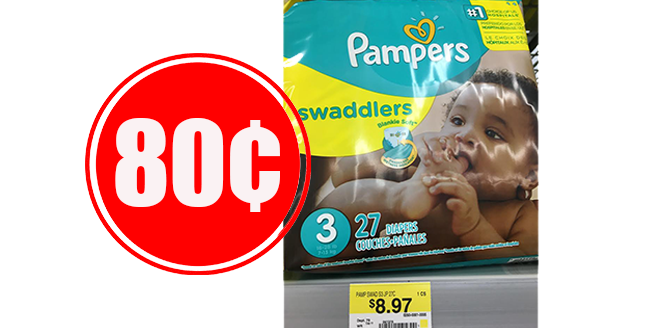 80 cent Pampers