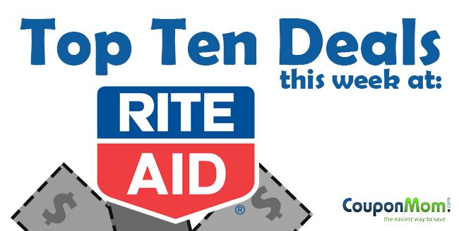 Rite Aid Deals Couponmom Blog