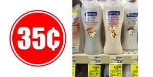 35 cent SoftSoap Body Wash